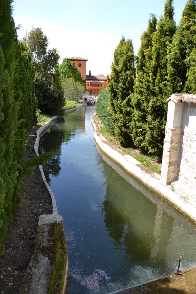 Canal de la Antigua Fábrica de Harinas
