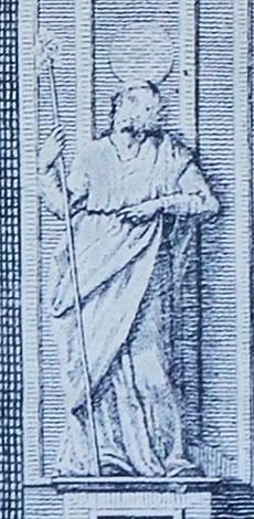 Detalle de San José