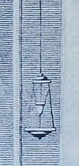 Detalle de la lamparilla
