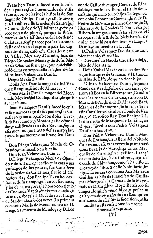 Condes de Uceda - Pagina 2