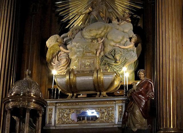 Restos de San Isidro y Santa María de la Cabeza