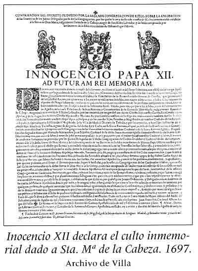 """Bula """"Apostolicae servitutis officium"""""""