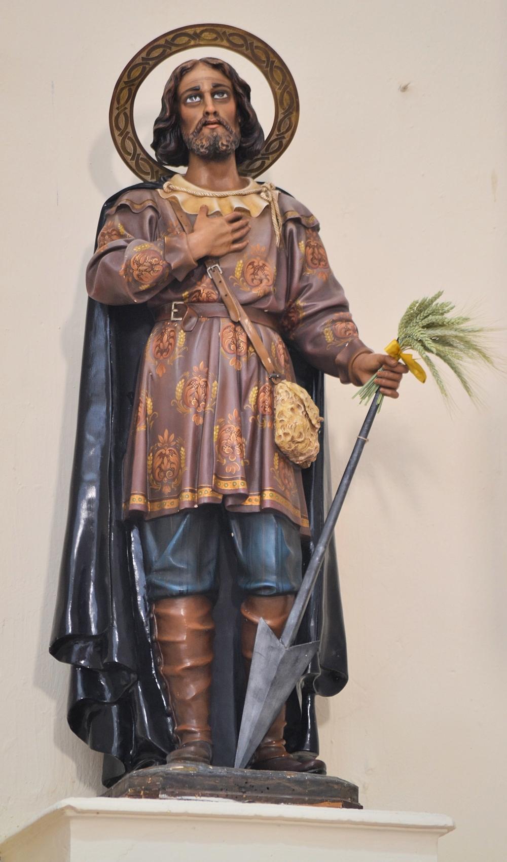 San Isidro Labrador (Iglesia de Nª Sª de la Varga)
