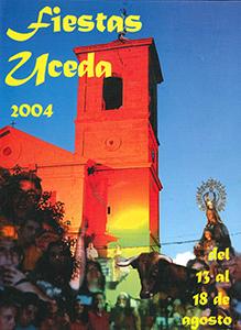 Programa de las fiestas patronales de 2004