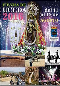 Programa de las fiestas patronales de 2016