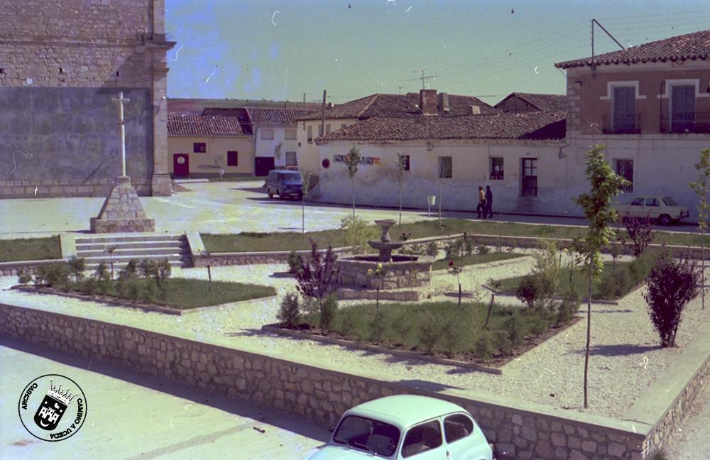 Plaza Mayor - Año 1.980